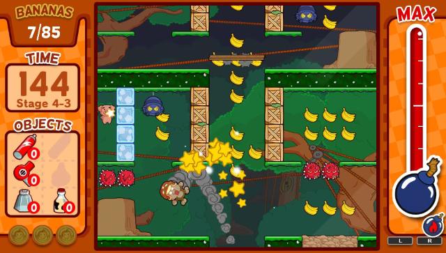 BABOON! ゲーム画面3