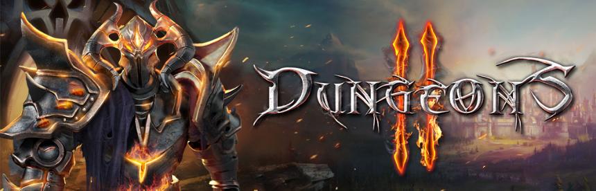 Dungeons 2 バナー画像