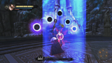 Anima: Gate of memories ゲーム画面1