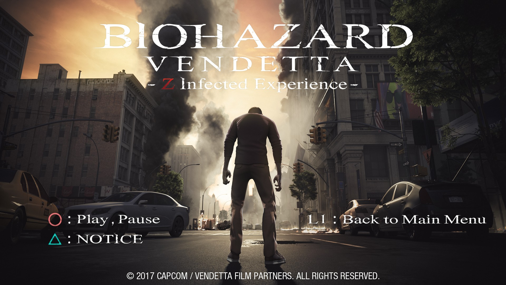 BIOHAZARD VENDETTA : Z Infected Experience_body_3