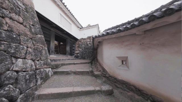 日本驚嘆百景 白亜の要塞~姫路城~ ゲーム画面3