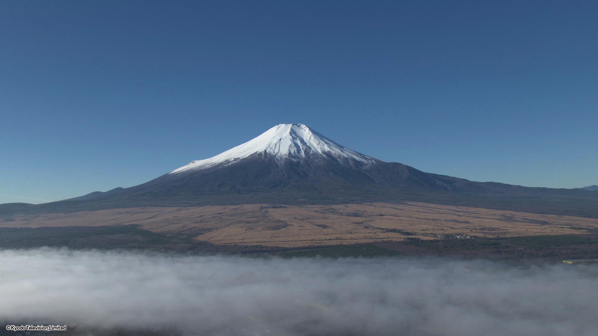 日本驚嘆百景 聖なる頂き〜霊峰富士〜_body_1