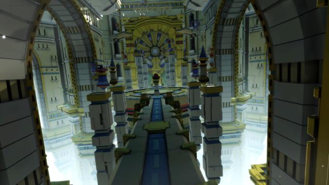 ヘディング工場 ゲーム画面2