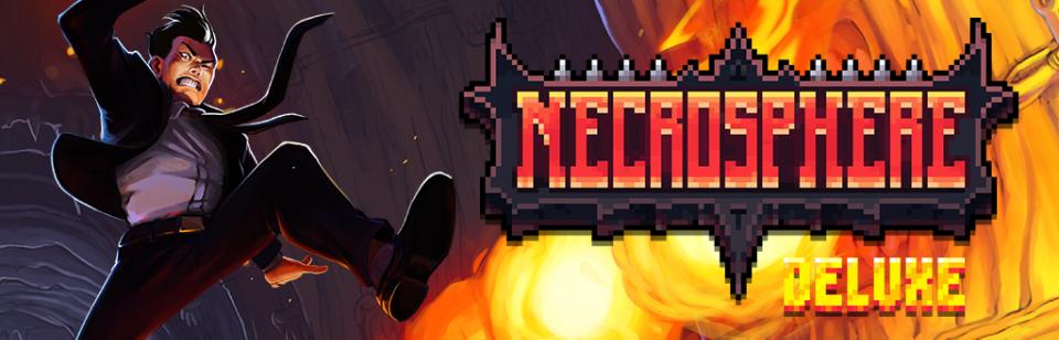 Necrosphere Deluxe(ネクロスフィア デラックス)