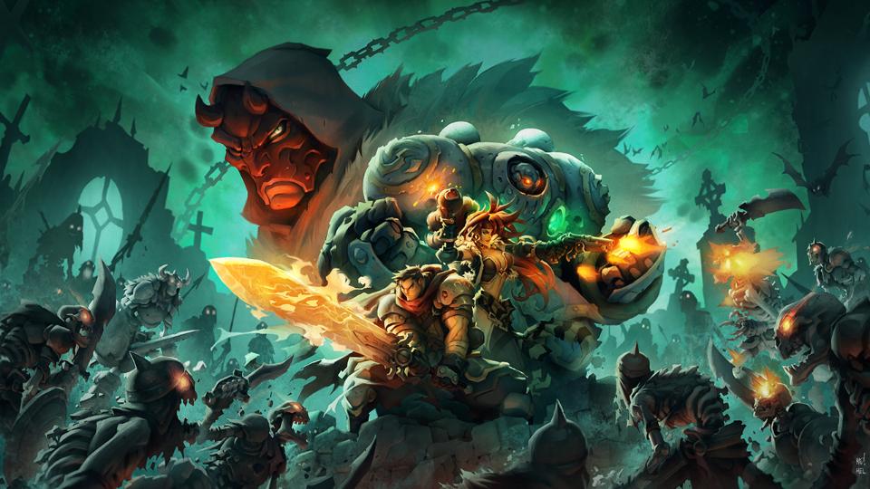 Battle Chasers: Nightwar_body_1