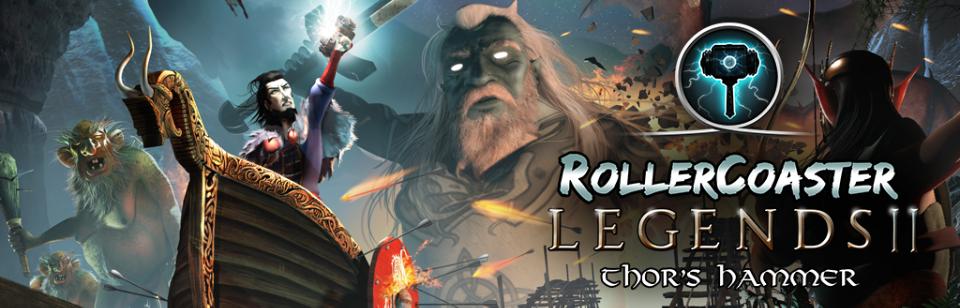 RollerCoaster Legends 2: Thor's Hammer