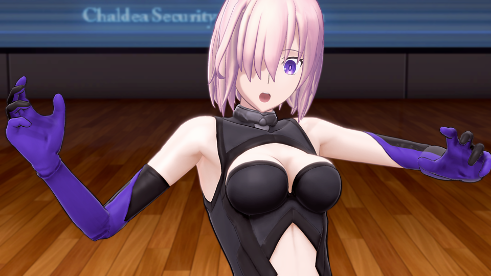 Fate/Grand Order VR feat.マシュ・キリエライト_body_3