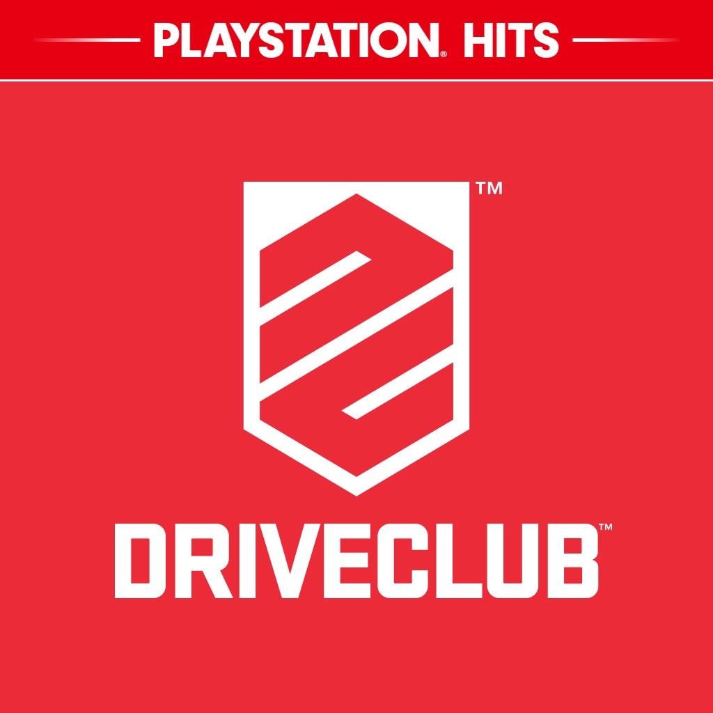 DRIVECLUB PlayStation Hits