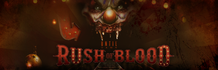 Until Dawn: Rush of Blood バナー画像