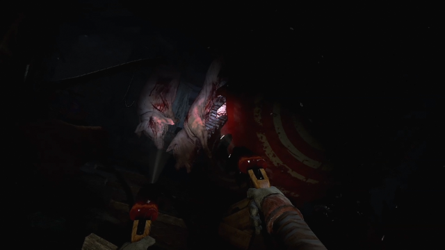 Until Dawn: Rush of Blood ゲーム画面5