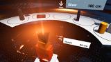 つみきBLOQ VR ゲーム画面1