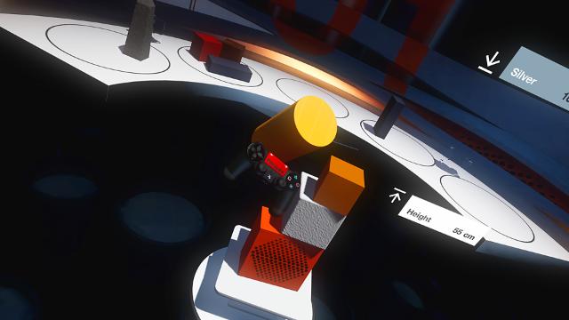 つみきBLOQ VR ゲーム画面2