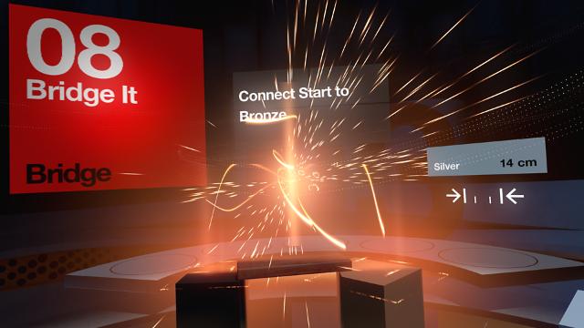 つみきBLOQ VR ゲーム画面6