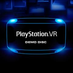 PlayStation VR Demo Disc ジャケット画像