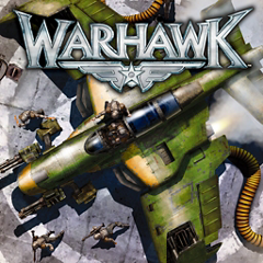 WARHAWK ジャケット画像