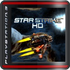 STAR STRIKE HD 体験版 ジャケット画像