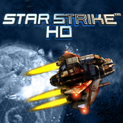 STAR STRIKE HD ジャケット画像