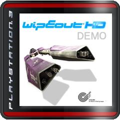 WipEout HD 体験版 ジャケット画像