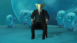 detuned グミ先輩の不思議空間 ゲーム画面5