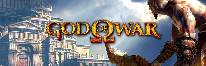 God of War HD バナー画像