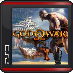 God of War HD ジャケット画像