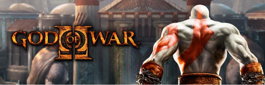 God of War II HD バナー画像