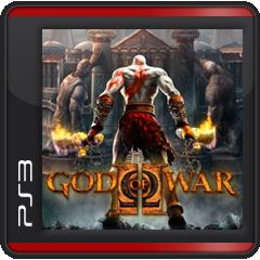 God of War II HD ジャケット画像