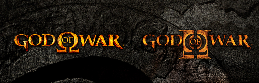 God of War HD & God of War II HD バナー画像