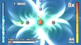 昇天ビート ゲーム画面1