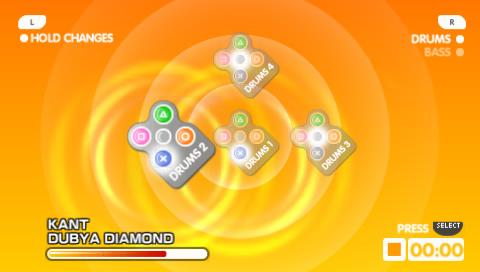 昇天ビート ゲーム画面5