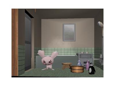 「どこでもいっしょ」「こねこもいっしょ」パック ゲーム画面1