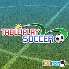 テーブル・プレイ・サッカー ジャケット画像