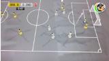 テーブル・プレイ・サッカー ゲーム画面3