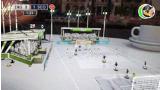 テーブル・プレイ・サッカー ゲーム画面4