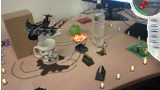 Table Top Tanks ゲーム画面2