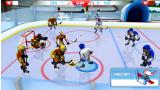 Table Play Ice Hockey ゲーム画面2