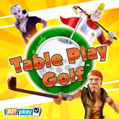 Table Play Golf ジャケット画像