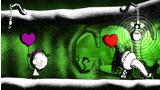 むらさきべいびー ゲーム画面1