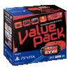Value Pack レッド/ブラック