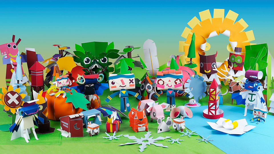 Tearaway PlayStation 4_body_11