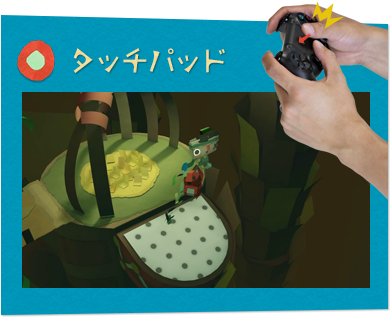 Tearaway PlayStation 4_body_5