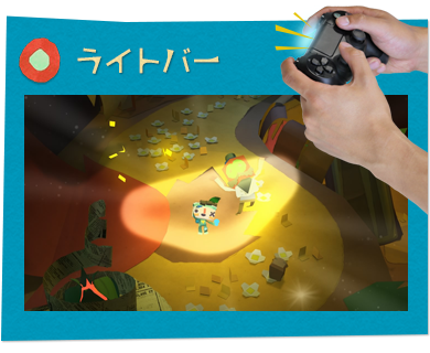 Tearaway PlayStation 4_body_7