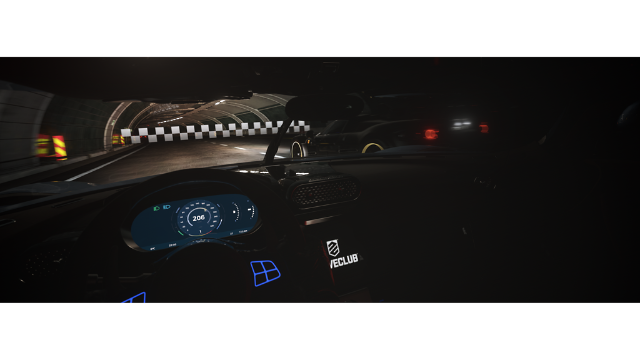 DRIVECLUB VR ゲーム画面3