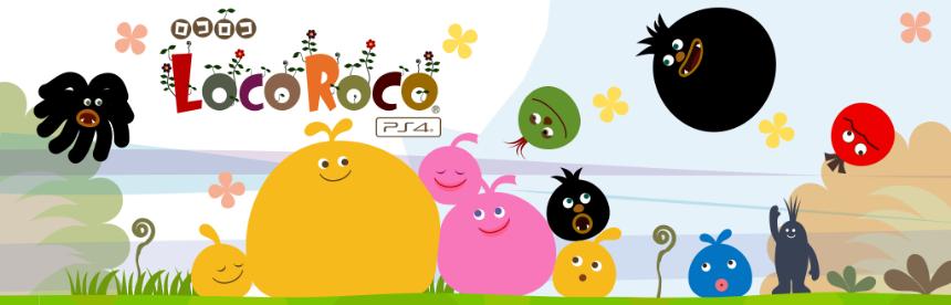 LocoRoco バナー画像