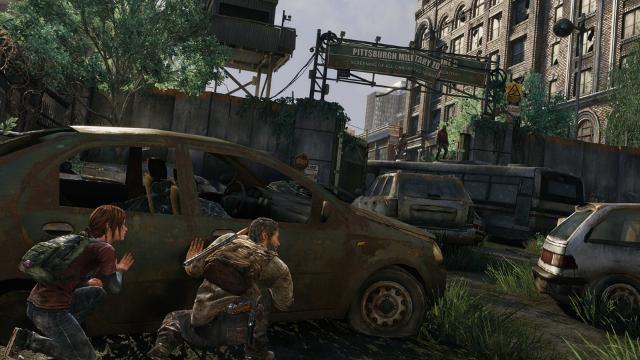 The Last of Us Remastered:イメージ画像2