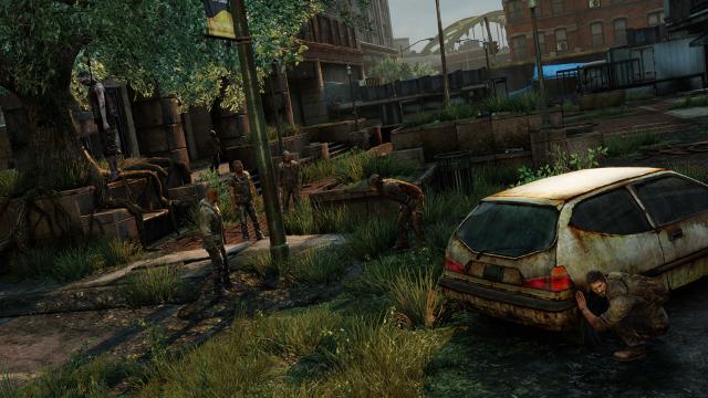The Last of Us Remastered:イメージ画像3