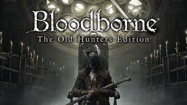 ゲームソフト bloodborne the old hunters edition プレイステーション
