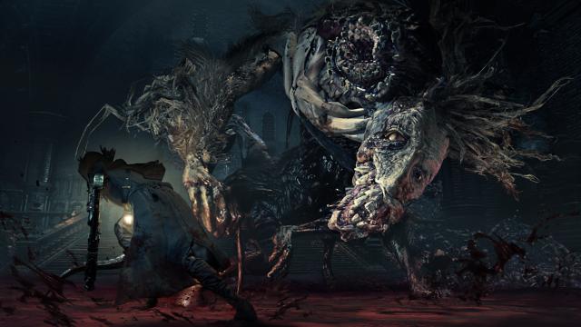 Bloodborne The Old Hunters Edition:イメージ画像1