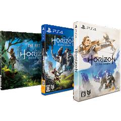 Horizon Zero Dawn 初回限定版 ジャケット画像