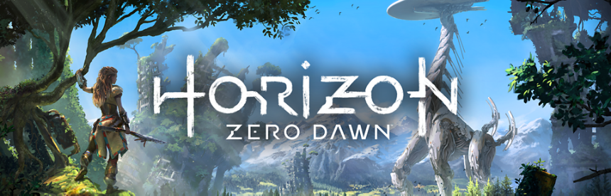 Horizon Zero Dawn バナー画像